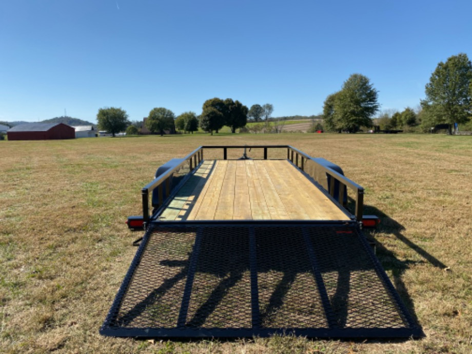 Utility Trailer Sale - New 2020 Gator 16ft Utility Trailer Gatormade Trailers
