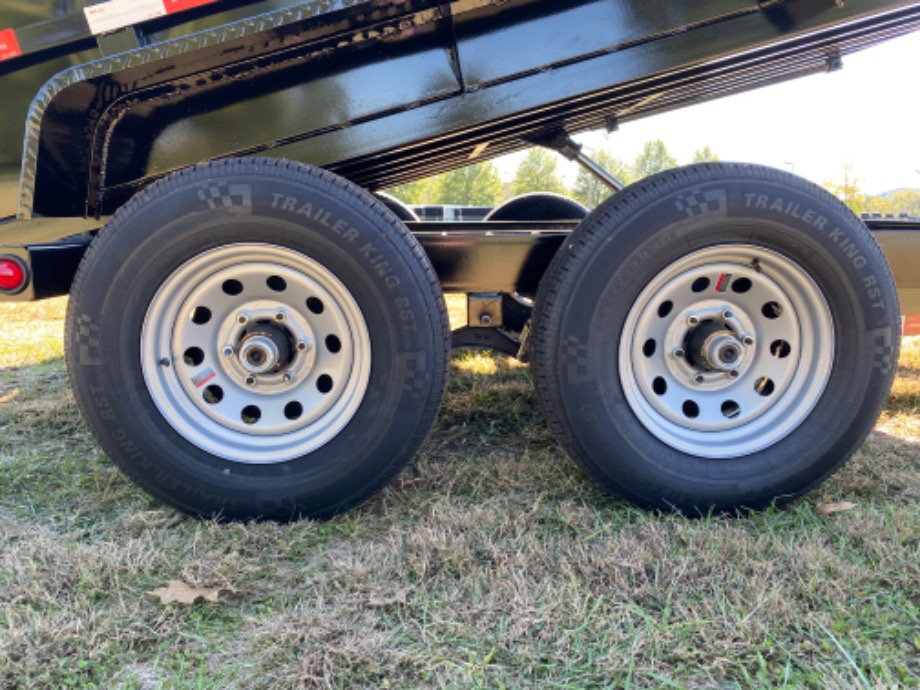 Dump Trailer On Sale 2020 Gator 6x10 Dump Trailer Gatormade Trailers