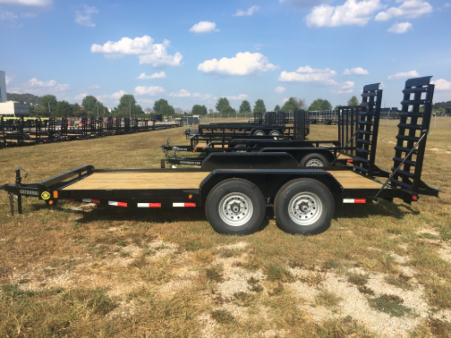 Equipment Trailer On Sale | Gator 16FT 14K Equipment Trailer   Gatormade Trailers