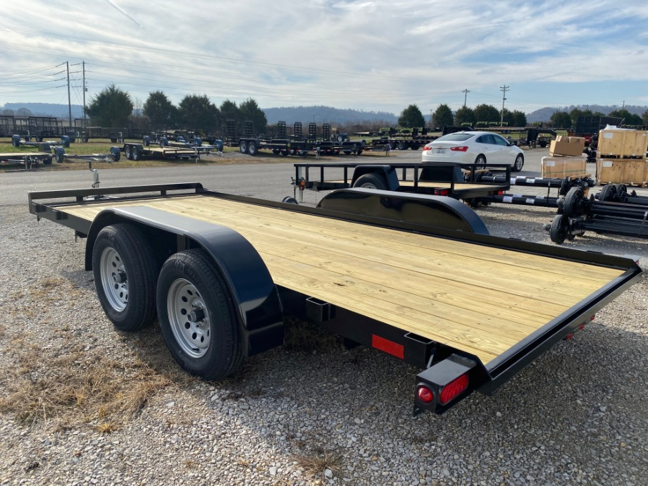 Car Hauler Trailer For Sale | 16ft Car Hauler Trailer For Sale Gatormade Trailers