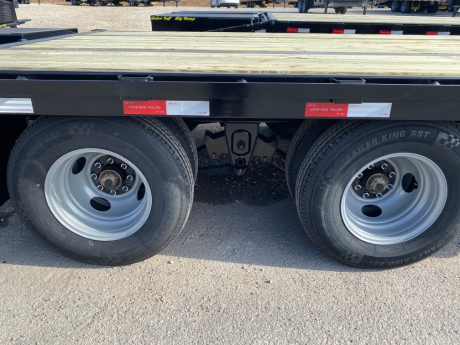 Gooseneck Trailer For Sale | Gator Elite Gooseneck Trailer With Free Bigfoot Jacks Gatormade Trailers