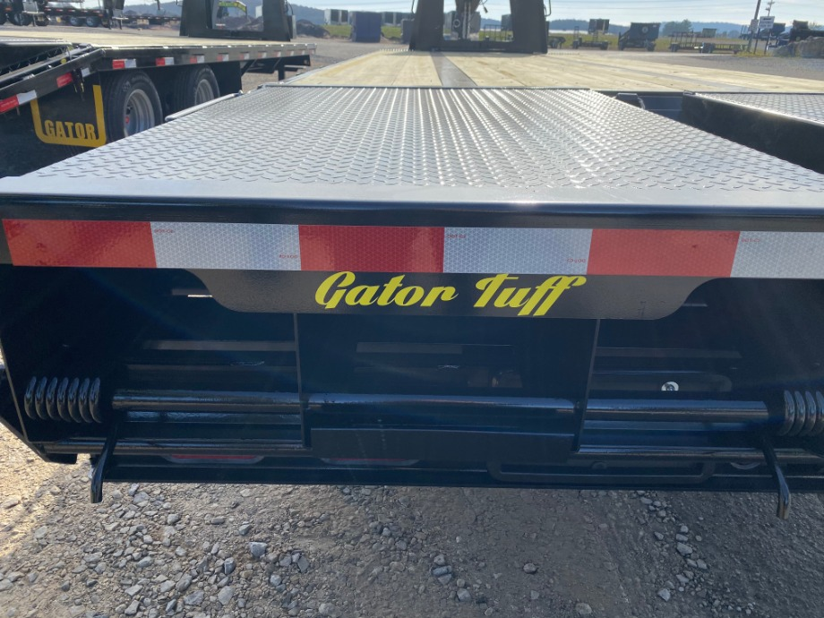 New 2020 Gooseneck Trailer On Sale | 2020 Gator Elite Gooseneck Trailer With Free Bigfoot Jacks Gatormade Trailers