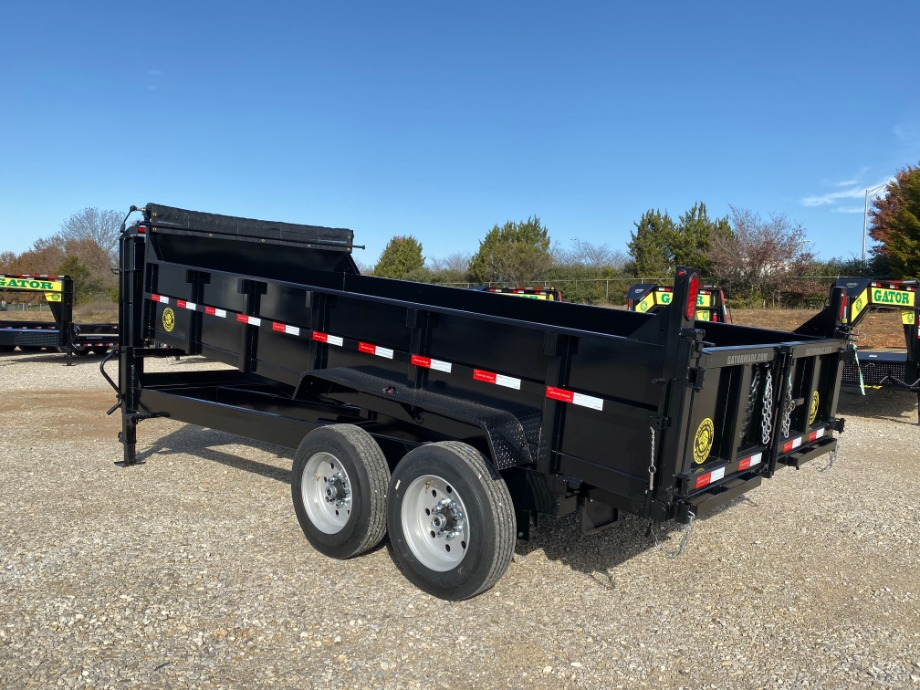 Trailer Sale 2020 16ft Gooseneck Dump Trailer | Trailer Sale At Gatormade Trailers $12,290 Gatormade Trailers