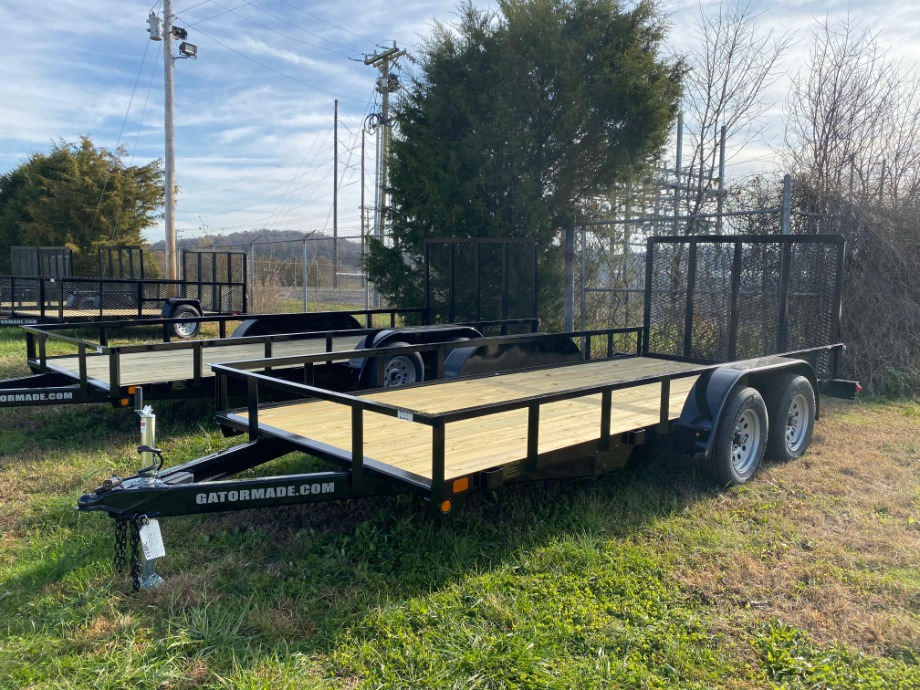 Landscape Trailer For Sale Gatormade Trailers