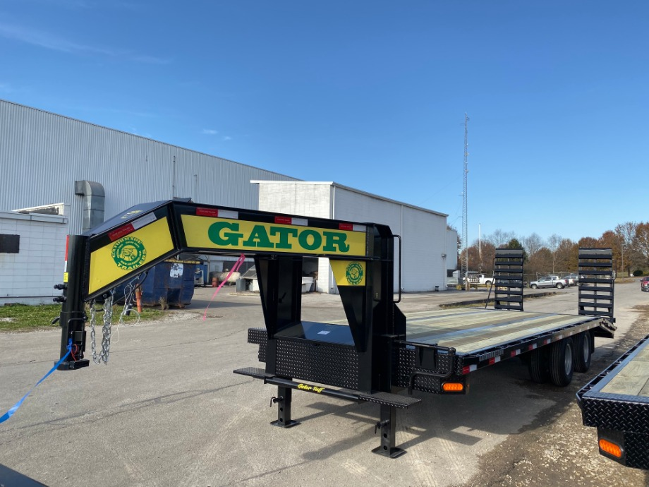 Gooseneck Tandem Dual Trailer For Sale Gatormade Trailers