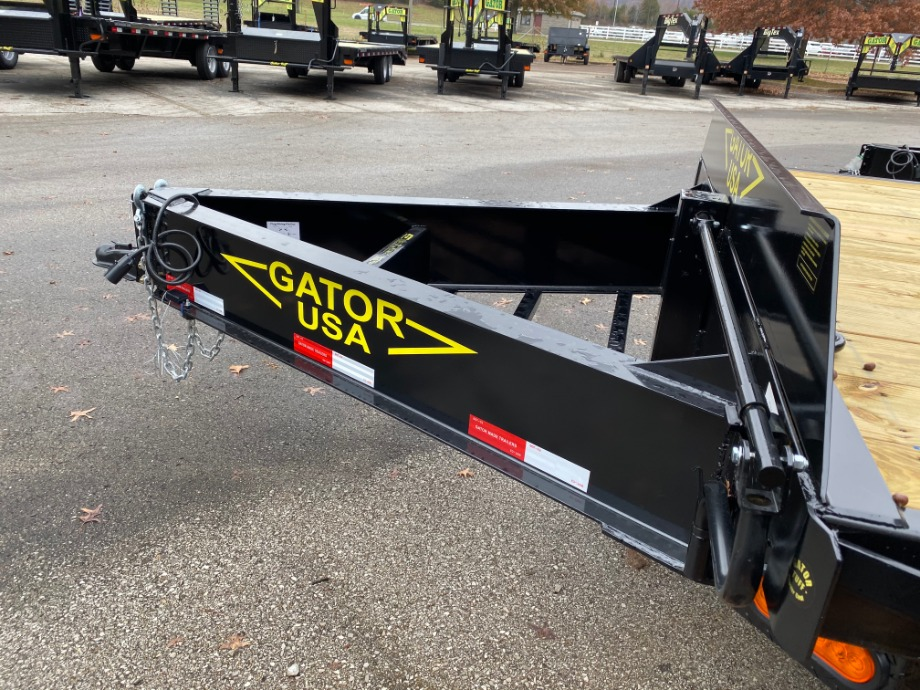 Equipment Trailer On Sale | 2020 Gatormade 14k Equipment Trailer $4,995  Gatormade Trailers