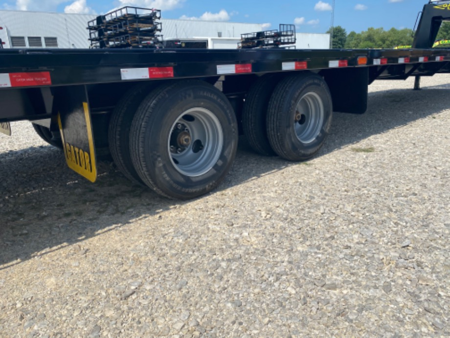 Air Ride Hotshot Trailer OForSale Gatormade Trailers