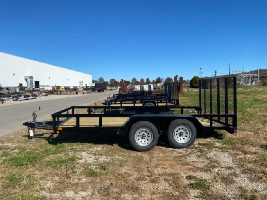 Utility Trailer On Sale | Gatormade 14 Foot Utility Trailer For Sale Gatormade Trailers