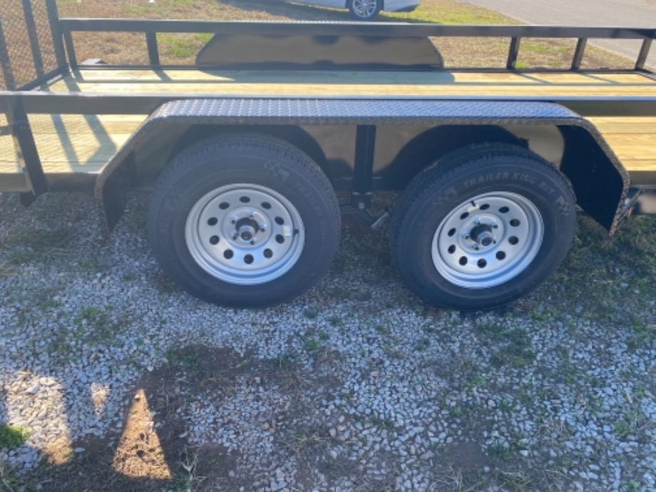 Utility Trailer On Sale   Gatormade 14 Foot Utility Trailer For Sale Gatormade Trailers